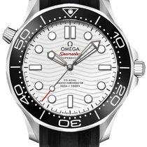 Omega Seamaster Diver 300 M Steel 42mm White No numerals United States of America, Georgia, Alpharetta