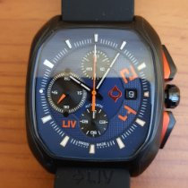 Liv Watches Steel 40mm Automatic 3010.48.41SRB1000 new