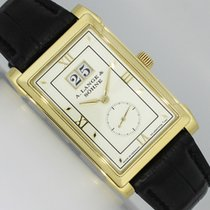 A. Lange & Söhne Yellow gold 25.5mm Manual winding 107.021 pre-owned