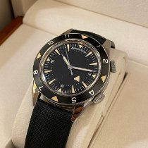 Jaeger-LeCoultre Memovox Tribute to Deep Sea Otel Negru