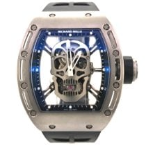 Richard Mille RM 052 Titanium Transparent