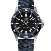 Mido Ocean Star Stahl 44mm Schwarz Deutschland, Reichenbach