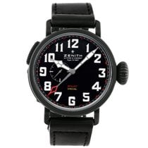 Zenith Pilot Type 20 GMT Titanium 48mm Black Arabic numerals United States of America, New York, Greenvale