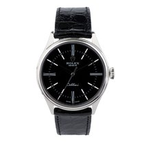 Rolex Cellini Time White gold 39mm Black No numerals United Kingdom, Macclesfield
