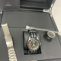 Omega 233.32.41.21.01.001 Steel 2015 Seamaster 300 41mm pre-owned United Kingdom, Sutton Coldfield