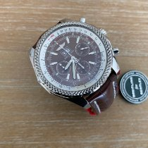 Breitling Bentley 6.75 Steel 48mm Bronze No numerals United States of America, New Jersey, Edgewater