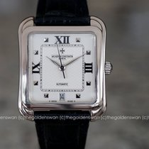 Vacheron Constantin Historiques White gold 31mm Silver United States of America, Massachusetts, Milford