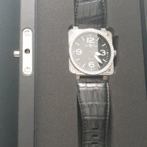 Bell & Ross BR01-92 Steel BR 01-92 new