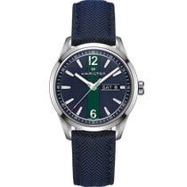 Hamilton Broadway Steel 40mm Blue United States of America, Massachusetts, Florence