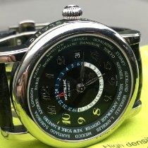 몽블랑 스틸 42mm 자동 106464 중고시계 대한민국, Taegu