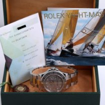 Rolex Yacht-Master 40 Steel 40mm Silver No numerals United States of America, California, Beverly Hills