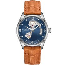 Hamilton Jazzmaster Open Heart Steel 42mm Blue United States of America, Massachusetts, Florence
