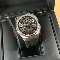 Audemars Piguet Royal Oak Offshore Tourbillon Chronograph 26421ST.OO.A002CA.01 nouveau