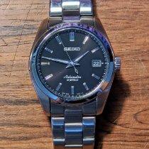 Seiko Spirit Steel 38mm Black No numerals United States of America, Texas, Austin