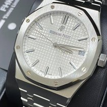 Audemars Piguet Royal Oak Selfwinding Сталь 41mm Белый