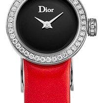 Dior La D De Dior Stal Czarny