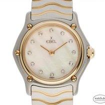 Ebel Classic Gold/Stahl 23mm Perlmutt Deutschland, Stuttgart