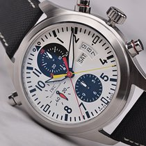 IWC Pilot Double Chronograph IW371803 2019 pre-owned