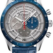 Zenith El Primero Chronomaster Titanium 42mm Transparent United States of America, New York, Airmont