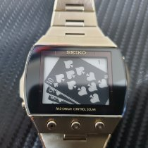Seiko Steel 45mm Automatic pre-owned