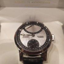 Epos pre-owned Manual winding 41mm White Sapphire crystal 5 ATM