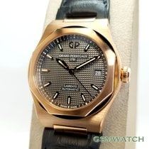Girard Perregaux Red gold Automatic 38mm new Laureato