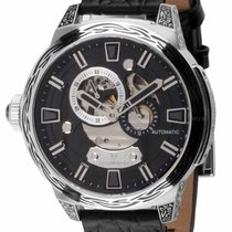 Haemmer new Automatic Limited Edition 45mm Steel Mineral Glass