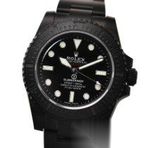 Rolex Submariner (No Date) neu 2020 Automatik Uhr mit Original-Box und Original-Papieren 114060