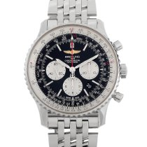 Breitling Navitimer 01 (46 MM) Steel 46mm Black United States of America, Pennsylvania, Southampton