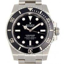 Rolex Submariner (No Date) 114060 2020 nov