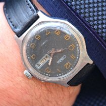 Slava Russian Watch With Modern Appearance 1991 pre-owned