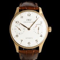 IWC Portuguese (submodel) Rotgold 42mm Silber Österreich, Wien