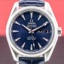 Omega Seamaster Aqua Terra Steel 44mm Arabic numerals United States of America, Massachusetts, Boston