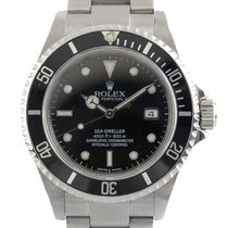 Rolex Sea-Dweller 4000 16600 Very good Steel 40mm Automatic