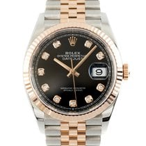 Rolex Datejust 126231 Very good Gold/Steel 36mm Automatic