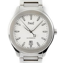 Piaget Polo S Steel 42.5mm Silver