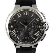 Cartier Steel 43.5mm Automatic 3109 pre-owned