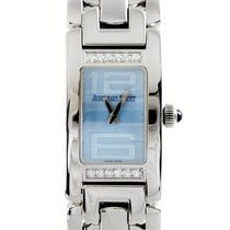 Audemars Piguet pre-owned Quartz 27mm Blue Sapphire crystal