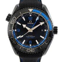 Omega Seamaster Planet Ocean Céramique 45.5mm Noir