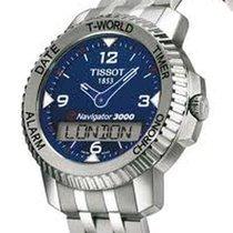 Tissot T-Navigator Stahl 42.5mm Blau