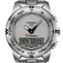 Tissot T-Touch II Zeljezo 43mm Siv