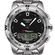 Tissot T-Touch II Zeljezo 43mm Crn