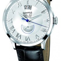 Eberhard & Co. Steel 39mm Automatic 41037 CP new