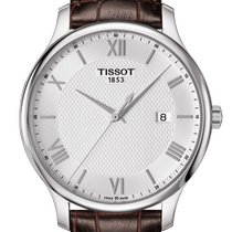 Tissot T063.610.16.038.00 Steel Tradition 42mm new