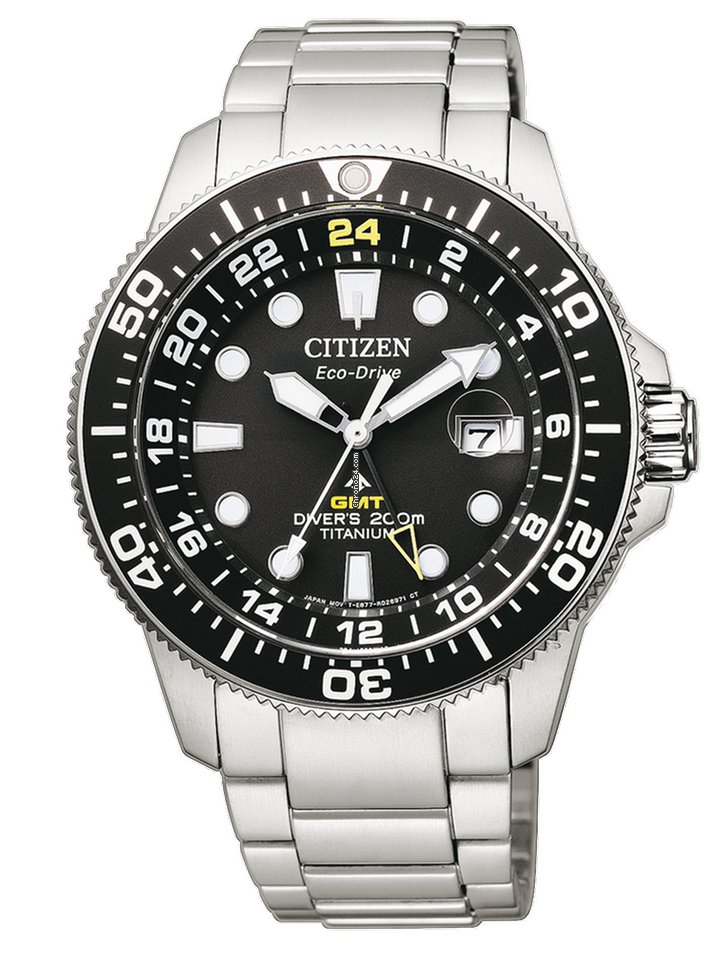 Citizen Orologio Citizen Promaster Diver Eco Drive BJ7110 89E