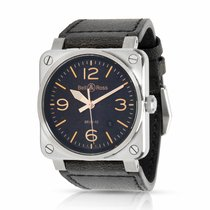 Bell & Ross BR 03-92 Steel Steel 42mm Black Arabic numerals United States of America, New York, New York