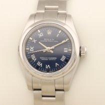 Rolex Oyster Perpetual 26 Stahl 26mm Blau Deutschland, MÜNCHEN