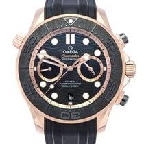 Omega 210.62.44.51.01.001 Rose gold 2020 Seamaster Diver 300 M 44mm new
