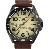 Tommy Hilfiger Steel 46mm Quartz 1791133 new United States of America, New Jersey, Somerset