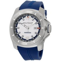Tommy Hilfiger Steel 46mm Quartz 1791113 new United States of America, New Jersey, Somerset